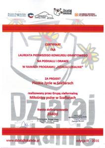 certyfikat_działaj lokalnie IX